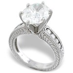 Diamond Engagement Rings 021 300x300