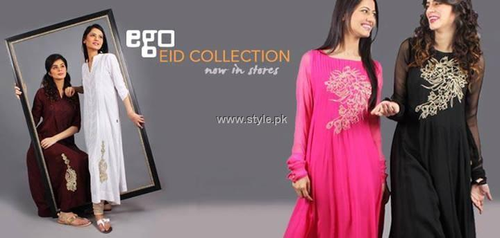 Ego Eid Collection 2013 for Women and Girls