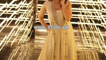 Erum Khan Party Wear Collection 2013 For Women 007