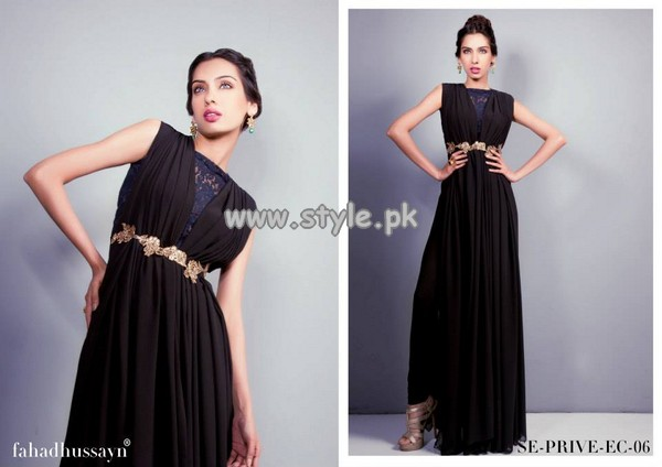 Fahad Hussayn Couture Eid Dresses 2013 For Women 008