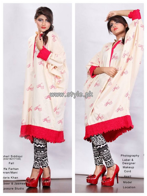 Fall Summer Collection 2013 For Girls 002