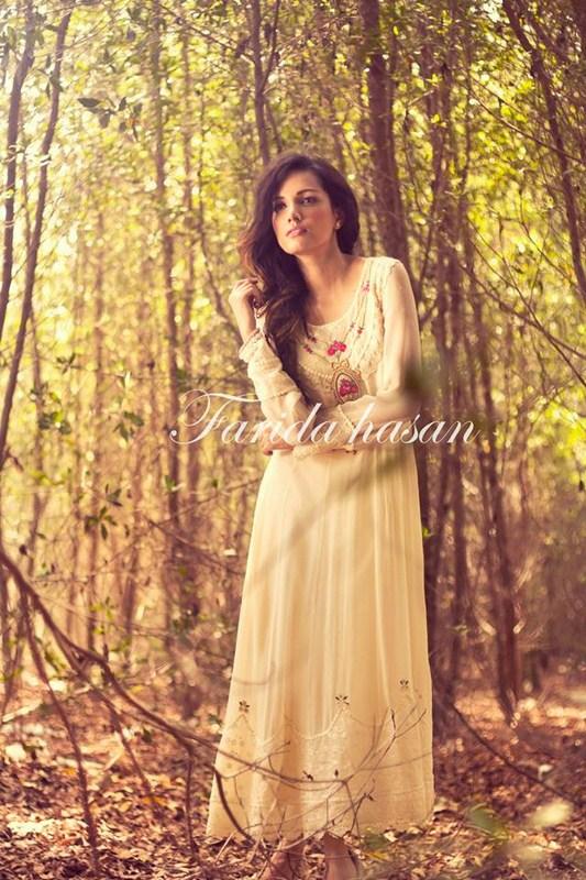Farida Hasan Eid Collection 2013 For Women 006
