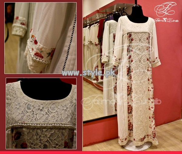 Fatima Zuhaib Eid Dresses 2013 For Girls 002