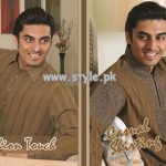 Grace Fabrics Eid Collection 2013 For Men 005