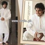 Grace Fabrics Eid Collection 2013 For Men 006