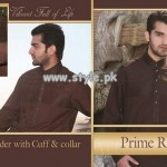 Grace Fabrics Eid Collection 2013 For Men 007