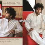 Grace Fabrics Eid Collection 2013 For Men 008