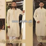 Grace Fabrics Eid Collection 2013 For Men 014