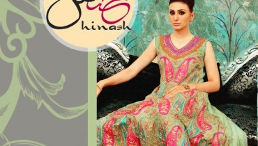 Hinash Eid Collection 2013 For Women 007