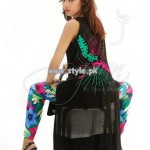Jugaan Eid Collection 2013 For Girls 004