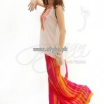Jugaan Eid Collection 2013 For Girls 005