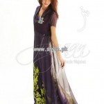 Jugaan Eid Collection 2013 For Women 009