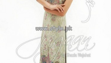 Jugaan Eid Collection 2013 For Women 010