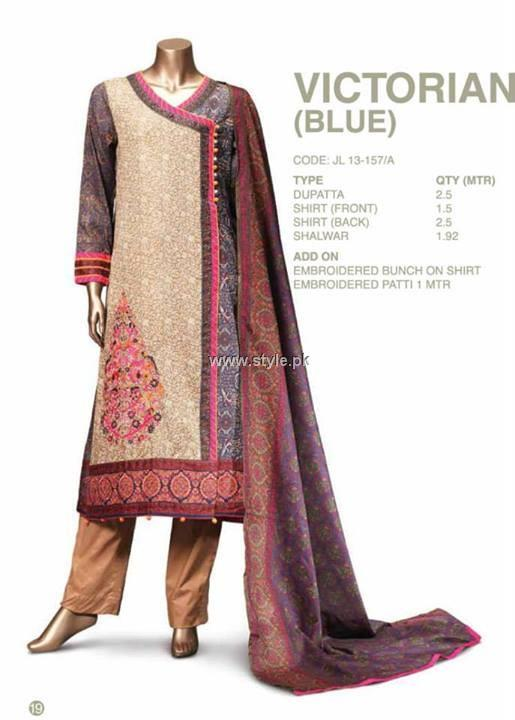 Junaid Jamshed Eid Collection 2013 for Women 001 pakistani dresses