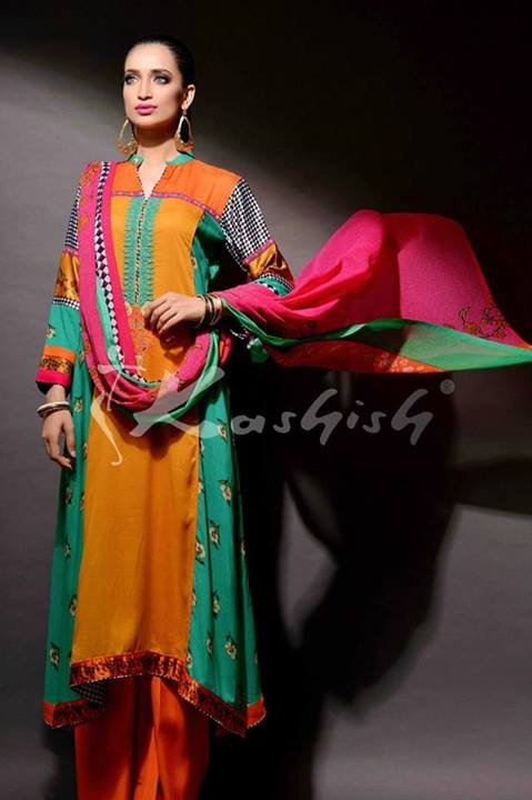 Kashish Eid Collection 2013 for Women