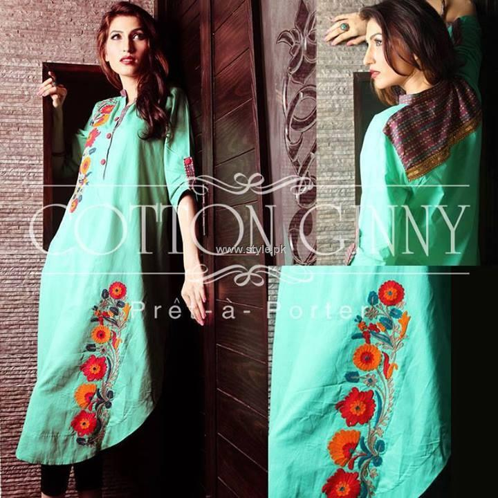 Long Shirts Designs for Girls 009 style exclusives designer dresses