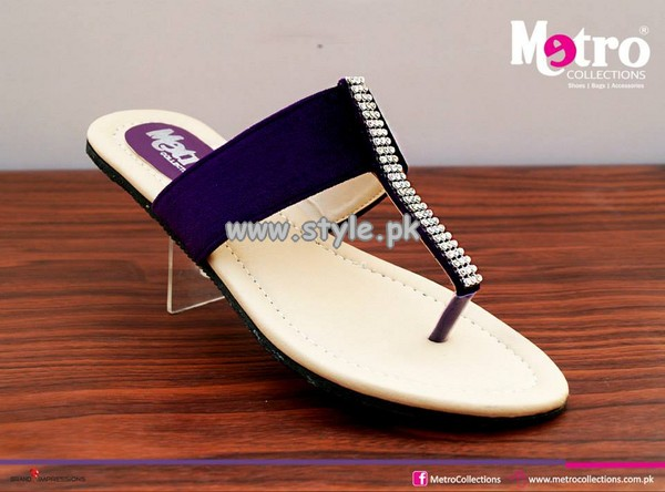 Metro Foot Wear Collection 2013 For Eid 002