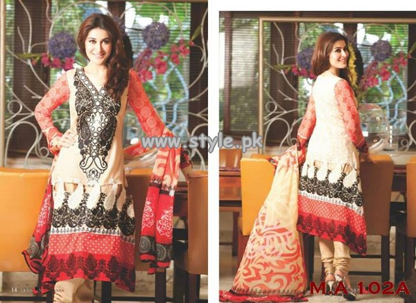 Monsoon Festivana Collection 2013 Volume 2 For Eid 008