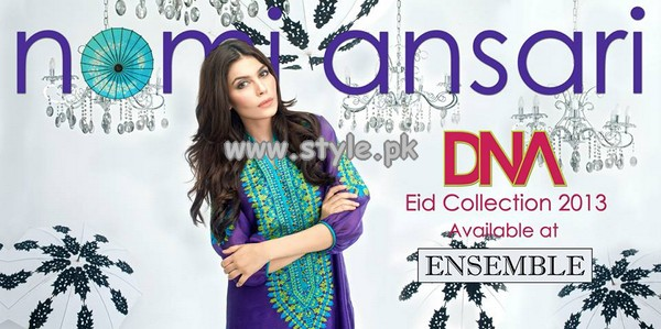 Nomi Ansari DNA Eid Collection 2013 For Women 004