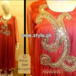 Pankheri Party Wear Collection 2013 For Summer 001