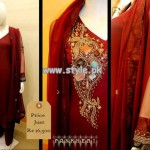 Pankheri Party Wear Collection 2013 For Summer 003