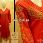 Pankheri Party Wear Collection 2013 For Summer 004