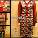 Pankheri Party Wear Collection 2013 For Women 007