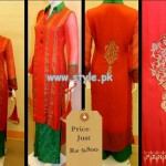 Pankheri Party Wear Collection 2013 For Women 010