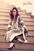 Pasho Party Wear Dresses 2013 for Eid 004