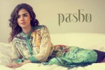Pasho Party Wear Dresses 2013 for Eid 005