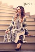 Pasho Party Wear Dresses 2013 for Eid 006