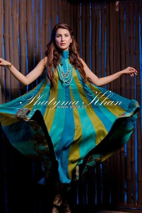 Phatyma Khan Eid Collection 2013 for Women