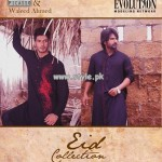 Picasso and Waleed Ahmed Eid Dresses 2013 For Men 008