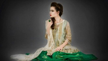 Qashang Eid Collection 2013 For Women 008