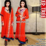 Red Tree Eid Collection 2013 Volume 2 For Girls 001