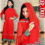 Red Tree Eid Collection 2013 Volume 2 For Girls 004