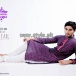 Rehan and Muzammil Eid Collection 2013 Volume 2 For Men 008