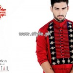 Rehan and Muzammil Eid Collection 2013 Volume 2 For Men 009