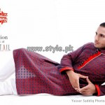 Rehan and Muzammil Eid Collection 2013 Volume 2 For Men 010