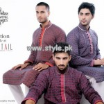 Rehan and Muzammil Eid Collection 2013 Volume 2 For Men 011
