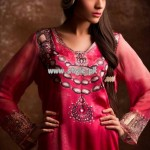 Resham Ghar Eid Collection 2013 For Women 011