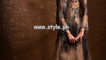 Resham Ghar Eid Collection 2013 For Women 012