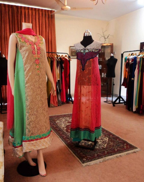 Rung Barsey By Nyla Eid Collection 2013 For Women 007 pakistani dresses