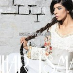 Sahar Ismail Clothing Eid Dresses 2013 For Girls 001