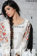 Sahar Ismail Clothing Eid Dresses 2013 For Girls 002