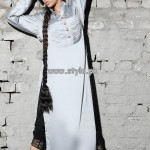 Sahar Ismail Clothing Eid Dresses 2013 For Girls 003