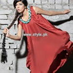 Sahar Ismail Clothing Eid Dresses 2013 For Women 006
