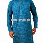 Satrangi by Saqib Menswear Collection 2013 For Eid 001