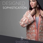 Shamsha Hashwani Party Wear Dresses 2013 for Women