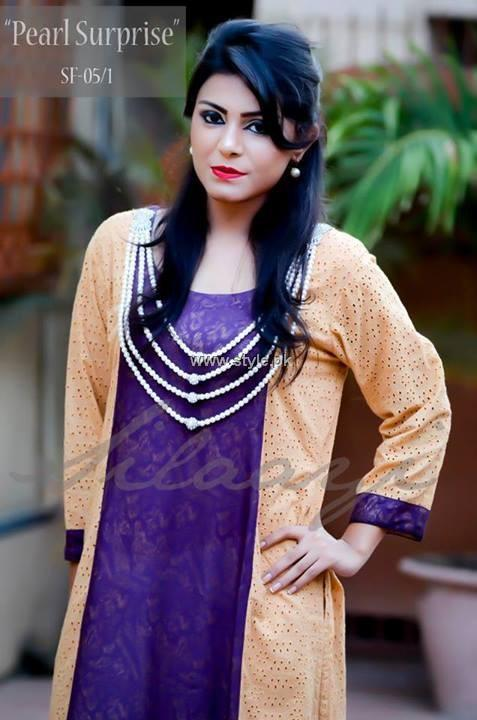 Silaayi Eid Collection 2013 for Women